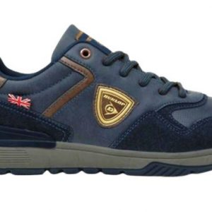 ZAPATILLAS CASUAL DUNLOP COLOR MARINO