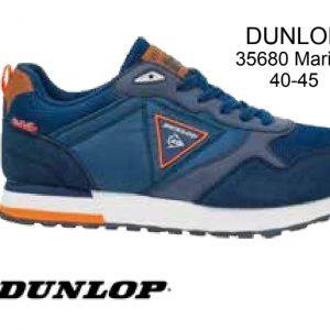 Zapatillas deportivas casual -Dunlop- marino